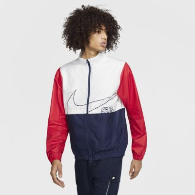 Veste de survêtement de skateboard Nike SB pour Homme
