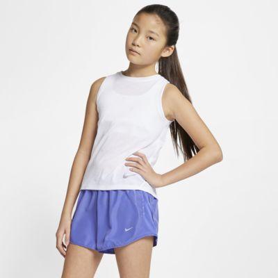 Nike Big Kids' (Girls') Printed Running Tank
