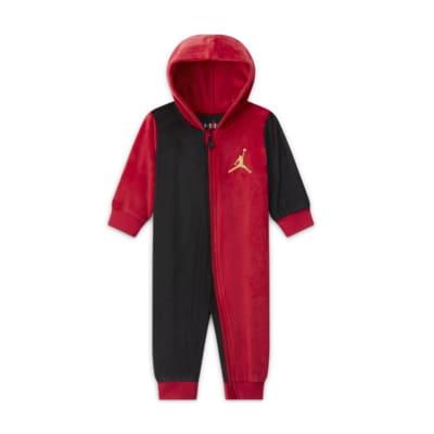 Jordan Milestone 婴童连体衣