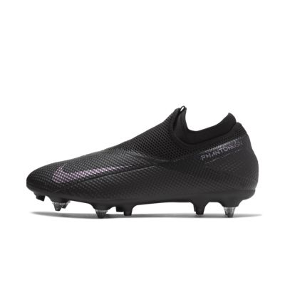 Nike Phantom Vision 2 Academy Dynamic Fit SG-PRO Anti-Clog Traction Fußballschuh für weichen Rasen