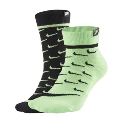 Nike Sportswear SNEAKR Sox Crew Socks (2 Pairs)
