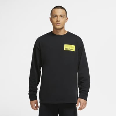 Nike ISPA Men's Long-Sleeve T-Shirt