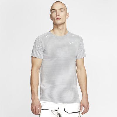 Pánský běžecký top Nike TechKnit Ultra