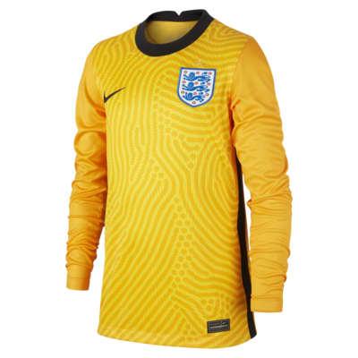 England 2020 Stadium-målmandstrøje til store børn