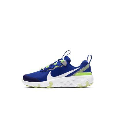 Nike Renew Element 55 (PS) 幼童运动童鞋