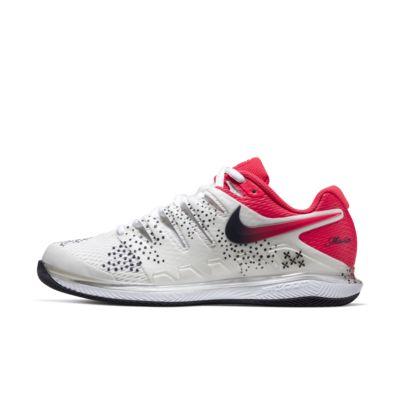 Nike Air Zoom Vapor X HC 女子硬地球场网球鞋