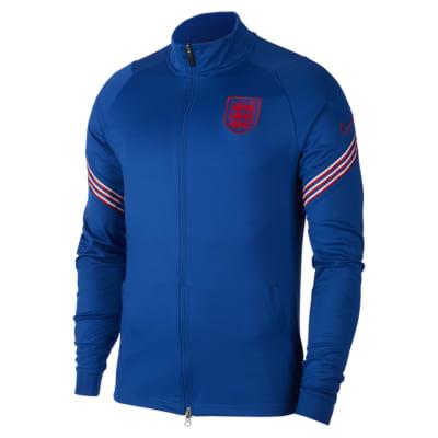 England Strike Men's Football Track Jacket