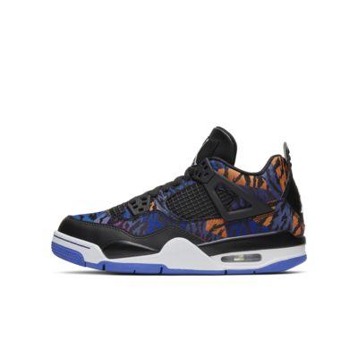 Air Jordan 4 Retro SE sko til store barn