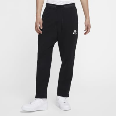 กางเกงผ้าเฟรนช์เทรีผู้ชาย Nike Sportswear NSW