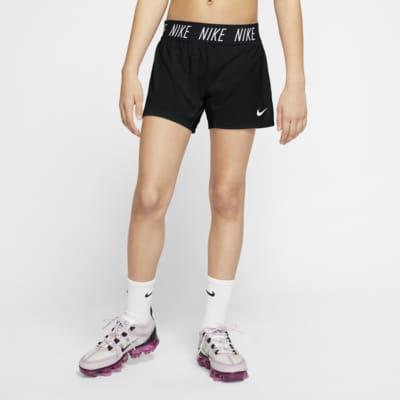 Nike Dri-FIT Trophy 大童 (女童) 訓練短褲
