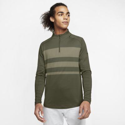 Pánské golfové tričko Nike Dri-FIT Vapor s polovičním zipem