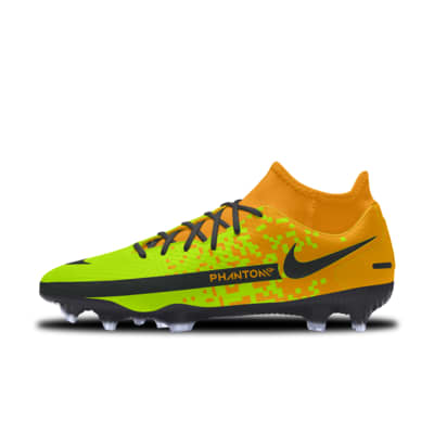 Chaussure de football à crampons multi-surfaces personnalisable Nike Phantom GT Academy By You