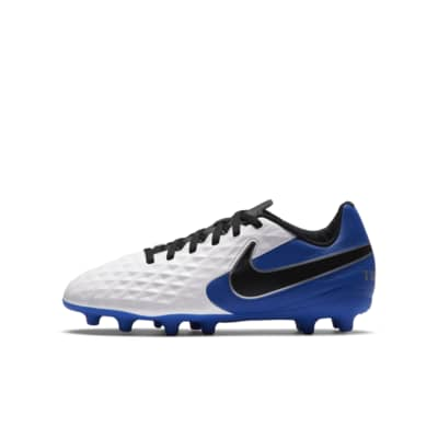 Nike Jr. Tiempo Legend 8 Club MG Big Kids' Multi-Ground Soccer Cleat