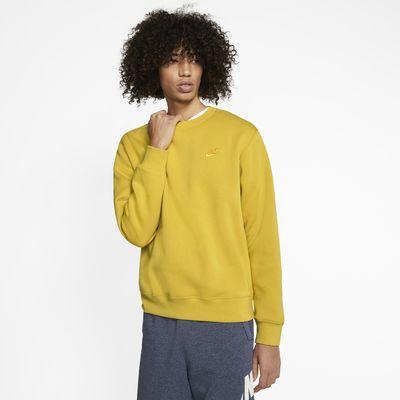 Sudadera de cuello redondo para hombre Nike Sportswear Club