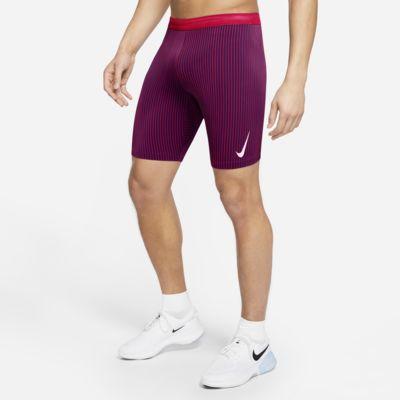 Nike AeroSwift-løbetights i halv længde til mænd