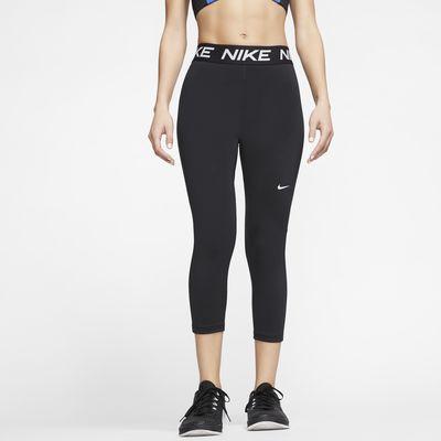 Damskie legginsy treningowe capri Nike Victory