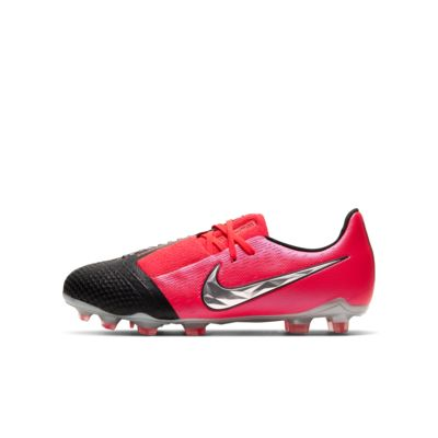 Nike Jr Phantom Venom Elite FG Older Kids' Firm-Ground Football Boot