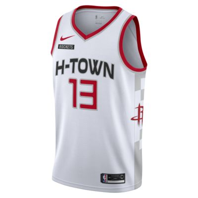 James Harden Rockets – Camiseta Nike NBA Swingman City Edition