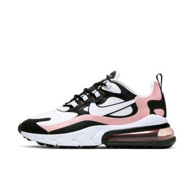Derivación pasillo Colector  Nike Air Max 270 React Women's Shoe. Nike LU