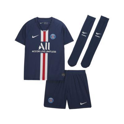 Fotbollsställ 2019/20 Paris Saint-Germain Home för barn