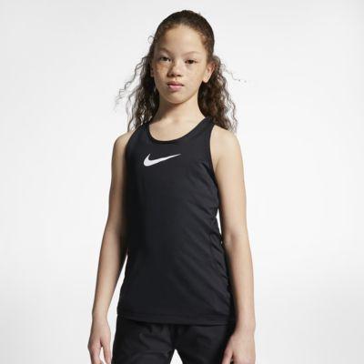 Nike Pro Older Kids' (Girls') Tank