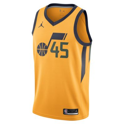 Donovan Mitchell Jazz Statement Edition 2020 Jordan NBA Swingman Jersey