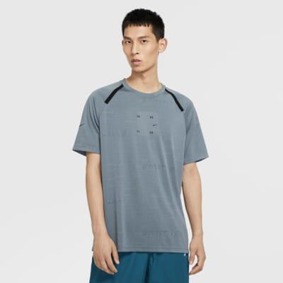 Funkční pánské tričko Nike Sportswear Tech Pack s krátkým rukávem