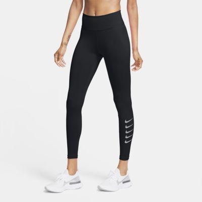 Nike Swoosh Run 7/8-Lauftights für Damen