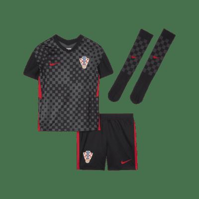 Divisa da calcio Croazia 2020 per bambini - Away