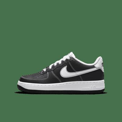 Calzado para niños talla grande Nike Air Force 1 S50
