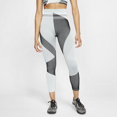 Nike Sculpt Icon Clash Women's Seamless 7/8 Training Tights