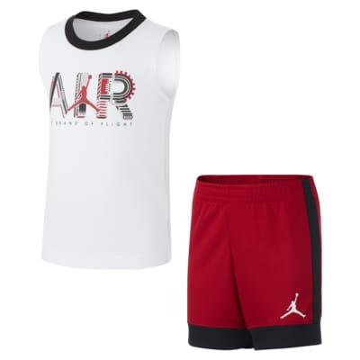 Air Jordan Toddler Top and Shorts Set