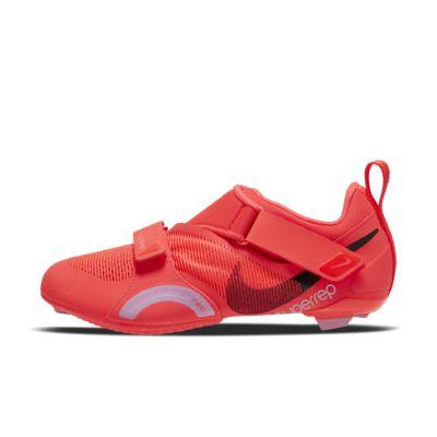 red nike sneakers for ladies