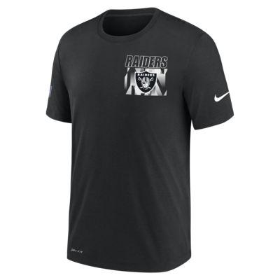 Nike Dri-FIT Facility (NFL Las Vegas Raiders) Men's T-Shirt
