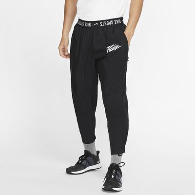 Pantaloni da training in woven Nike - Uomo