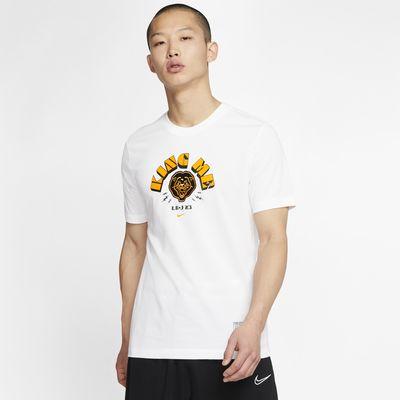 """Nike Dri-FIT LeBron """"King Me"""" 男款籃球 T 恤"""