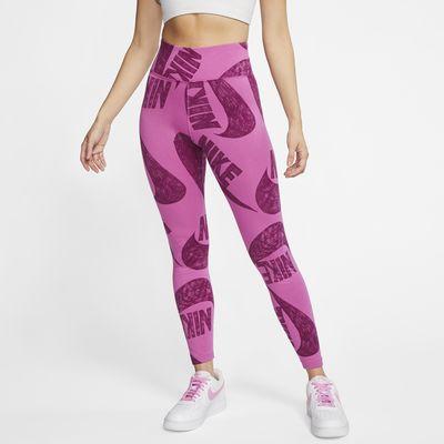 Leggings estampadas Nike Sportswear para mulher