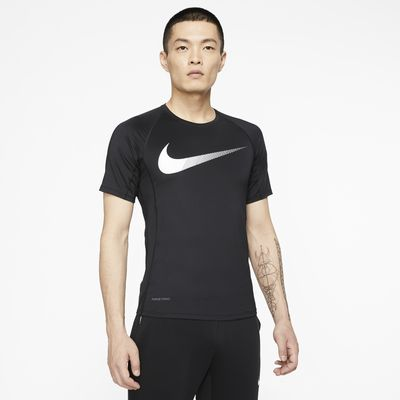 Nike Pro Men's Short-Sleeve Graphic Top