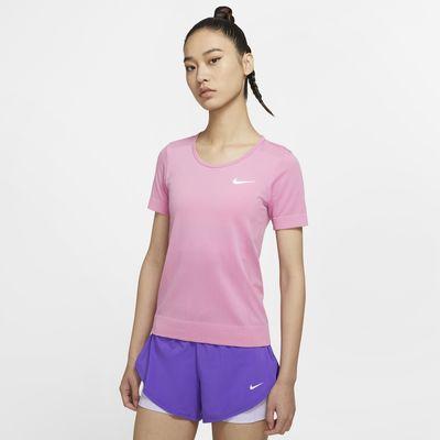 Nike Infinite 女子短袖跑步上衣