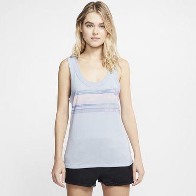 Hurley Scenic Stripes Perfect Scoop Camiseta de tirantes - Mujer