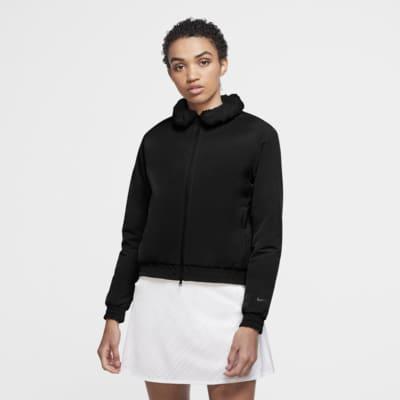 Nike Shield Women's Golf Bomber Jacket