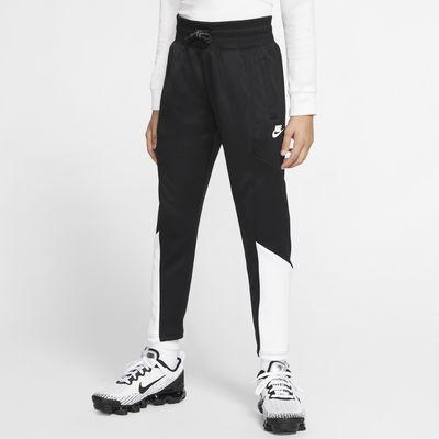 Nike Sportswear Heritage Big Kids' (Girls') Pants