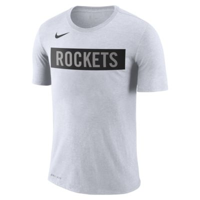 NBA-t-shirt Rockets City Edition Logo Nike Dri-FIT för män