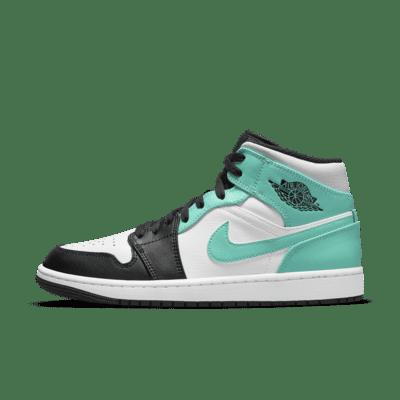 Air Jordan 1 Mid Shoes. Nike LU