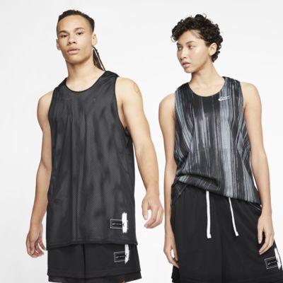 Ærmeløs Nike Dri-FIT-KD-basketballoverdel