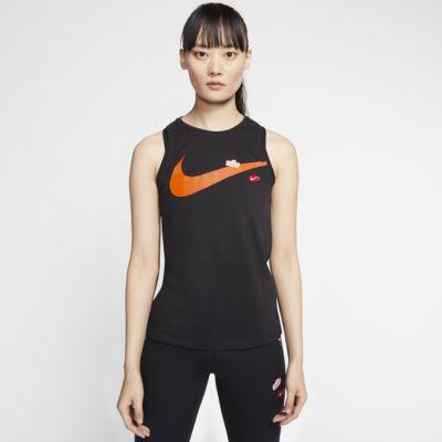 Camiseta de tirantes de entrenamiento estampada para mujer Nike Dri-FIT