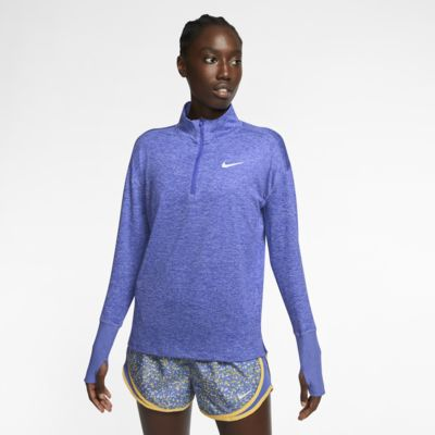 Nike Element Women's Half-Zip Running Top