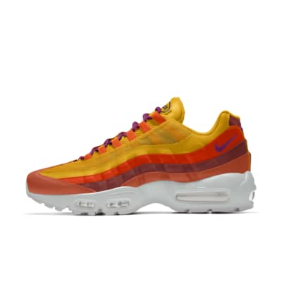 Nike Air Max 95 Unlocked By You Custom Lifestyle Shoe