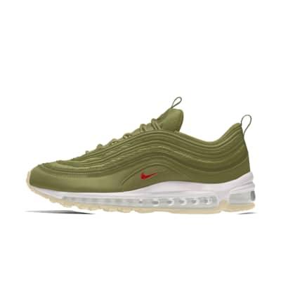 Specialdesignad livsstilssko Nike Air Max 97 By You för kvinnor