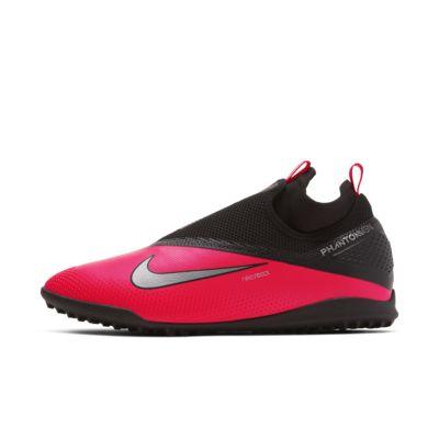 Nike React Phantom Vision 2 Pro Dynamic Fit TF Artificial-Turf Football Shoe